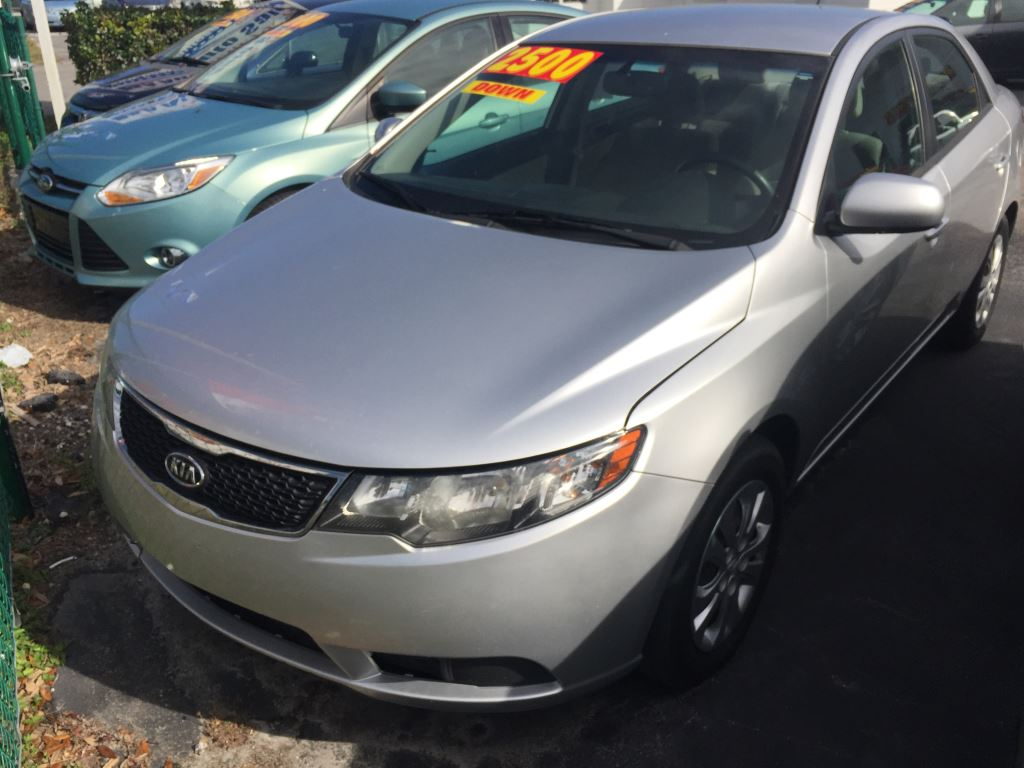 B&A Auto Sales - Buy Here Pay Here Used Cars 0% Financing : 2012 KIA ...